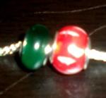 Kiyama's and Satoshi's beads