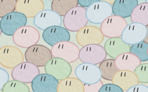 the big dango family
